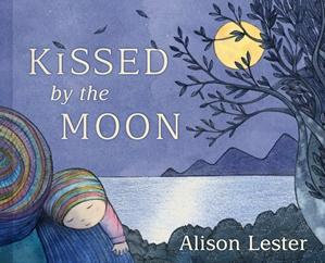Kissed By The Moon - Board Book - Alison Lester
