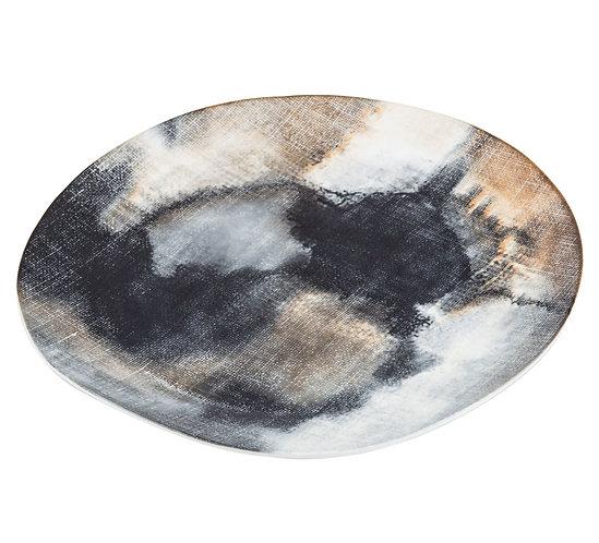 Huxley Round Platter