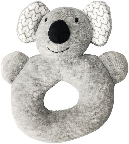 Koala Rattle Ring