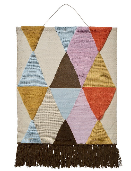 SAGE and CLARE - Nayeli Woven Wall Hanging