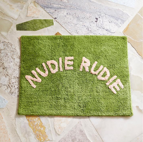 Tula Nudie Bath Mat Pickle - SAGE X CLARE