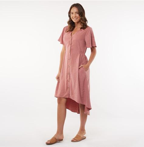 Ashland Dress Rose - FOXWOOD
