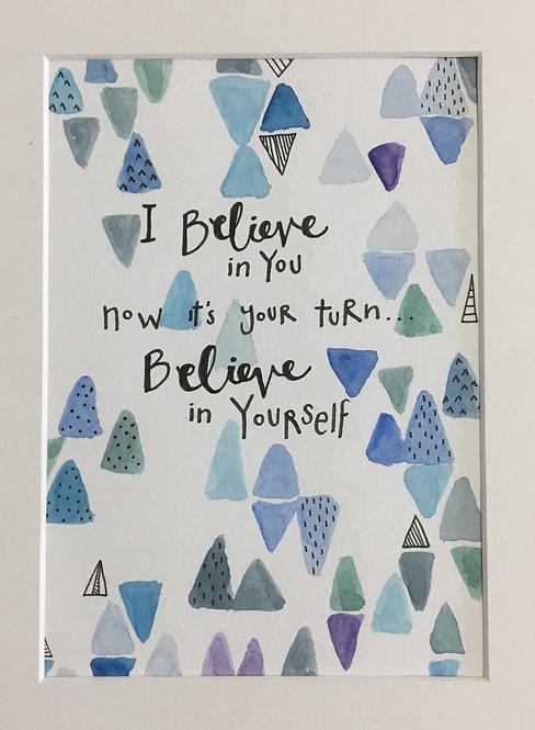 Belief PRINT