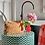 Thumbnail: Eva Cosmetic Bag - SAGE AND CLARE