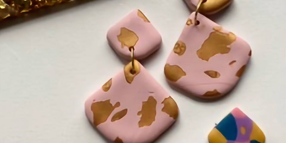 TEEN (12YRS+) Polymer Clay Earring Workshop