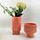 Thumbnail: Nova Face Vase 22cm (Pink)