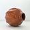 Thumbnail: Petal Vase Terracotta 11cm