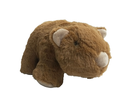 Wombat Soft Toy
