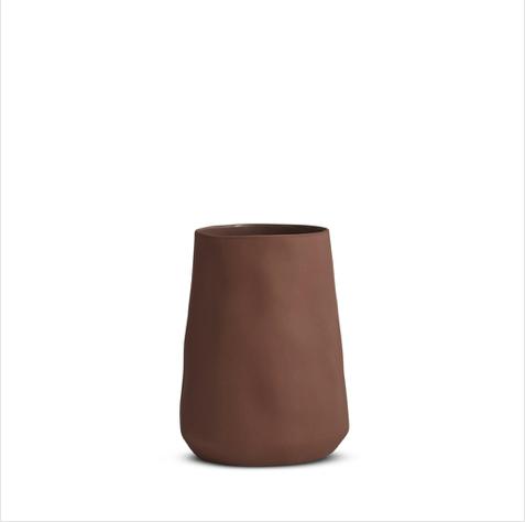 Cloud Tulip Vase Terracotta (M) - Marmoset Found