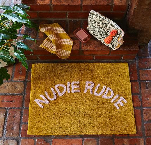 Tula Nudie Bath Mat Pear- SAGE X CLARE