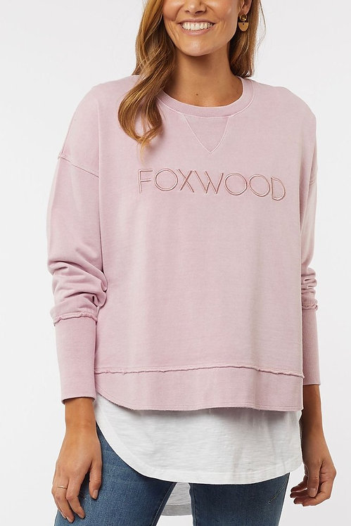 FOXWOOD - Simplified Crew Pink