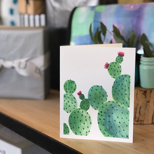 Prickly Beauty CARD