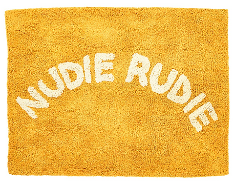 Tula Nudie Bath Mat - Daisy - SAGE AND CLARE