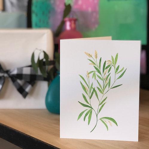 Wattle CARD