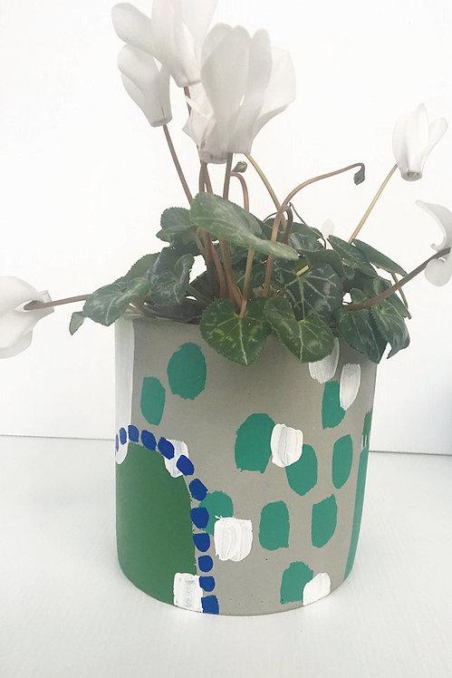 Dream Green Art Planter