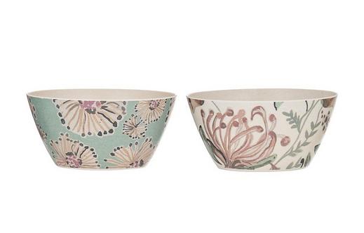 Nahala Bamboo Fibre Small Bowls