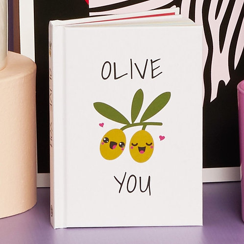 Olive You BOOK