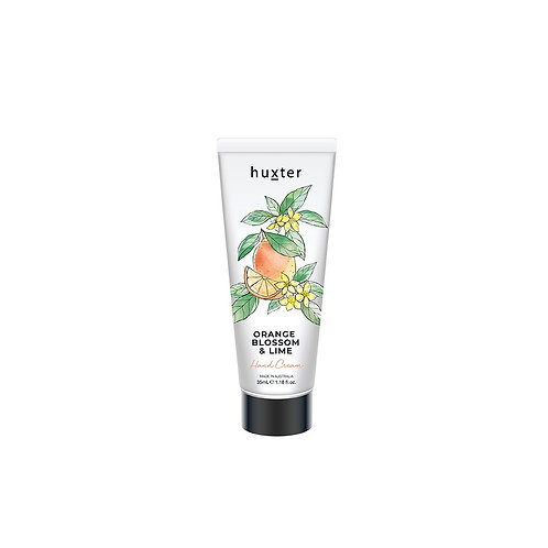 Orange Blossom & Lime Hand Cream 35ml