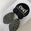 Thumbnail: Khaki Green Dangle Earrings - EMEL