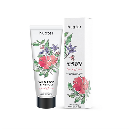 Wild Rose & Neroli Hand Cream 100ml
