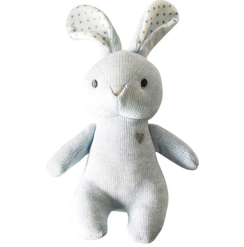 Blue Bunny Toy