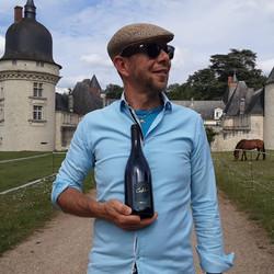 'Frederik over wijn!'