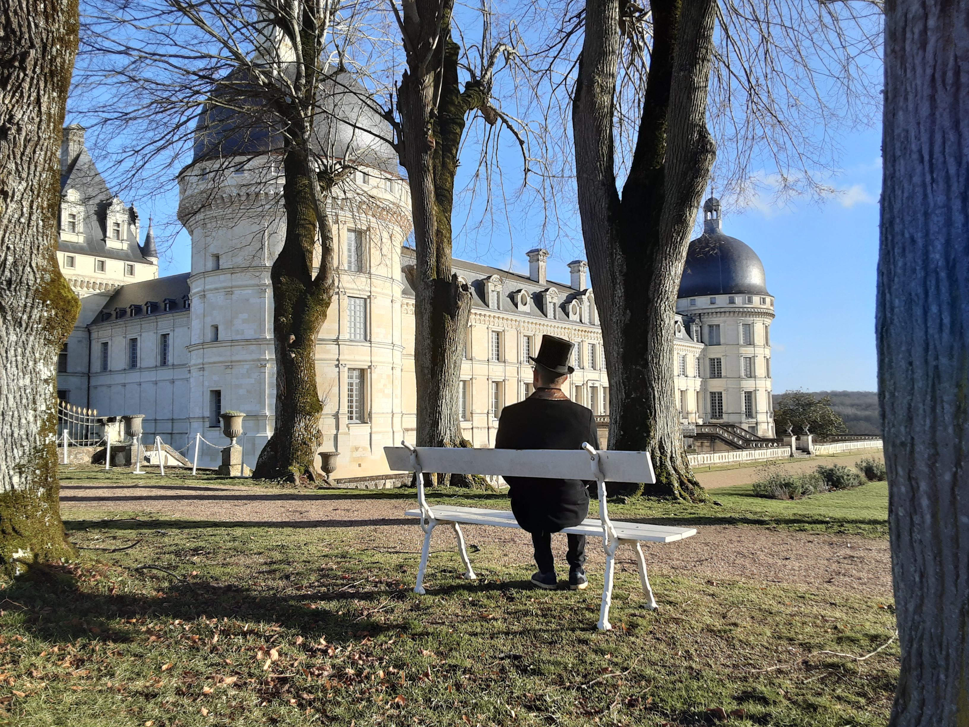 Chateau de Valençay-20km