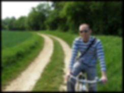 Fietsen in Chateauvieux