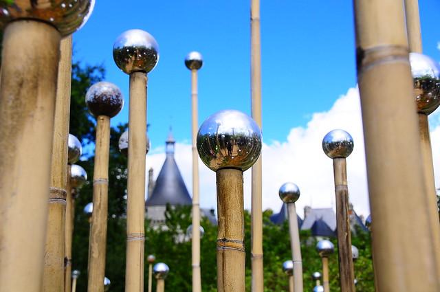 Festival international des jardins.