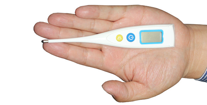 body thermometer,low vision,assistive aids,seniors,blind,independent living