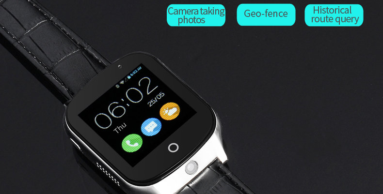 GPS smart watch for seniors