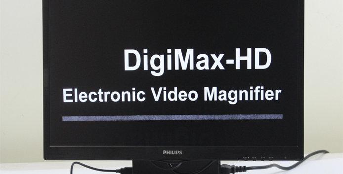 """Desktop Video Magnifier for low vision 22"""" Video Magnifier"""