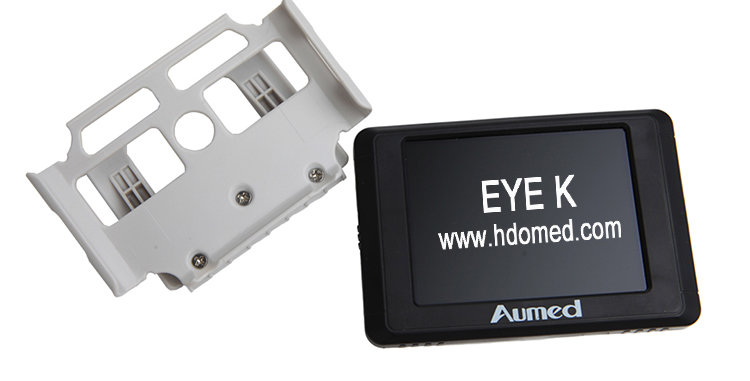 "3.5"" Video Magnifier for low vision"