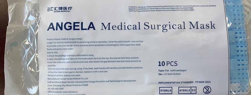 Angela Surgical Mask