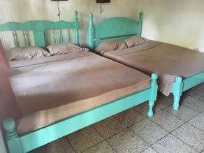 Unser 15 Euro Zimmer in Playa Dominical