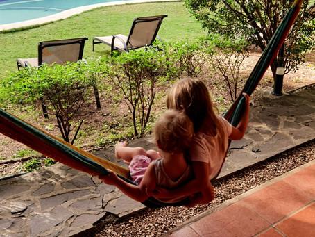Unsere kleine Heimat in Tamarindo
