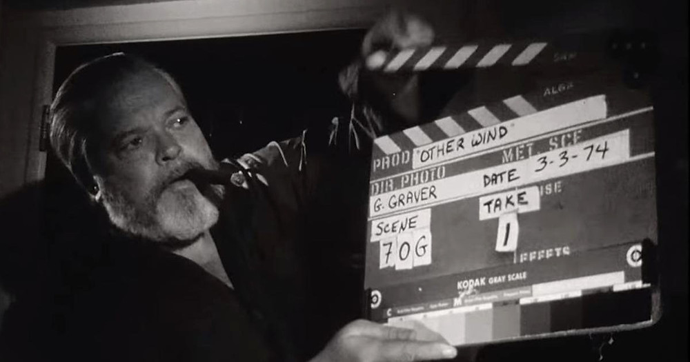 Orson Welles and The other side of the wind