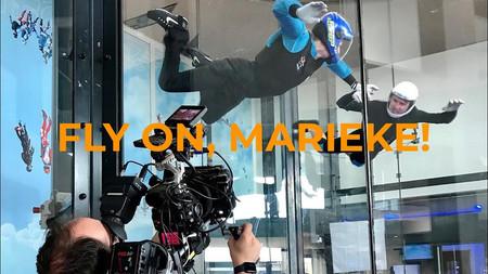 FLY ON, MARIEKE!