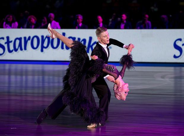 2 Dmitry Zharkov - Olga Kulikova, RUS.jp