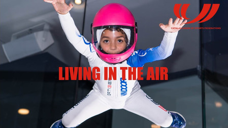LIVING IN THE AIR