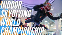 2019 FAI World Indoor Skydiving Championships | Highlight