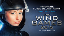 Making of The Wind Games 2015