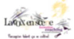 Logo la voix en scene