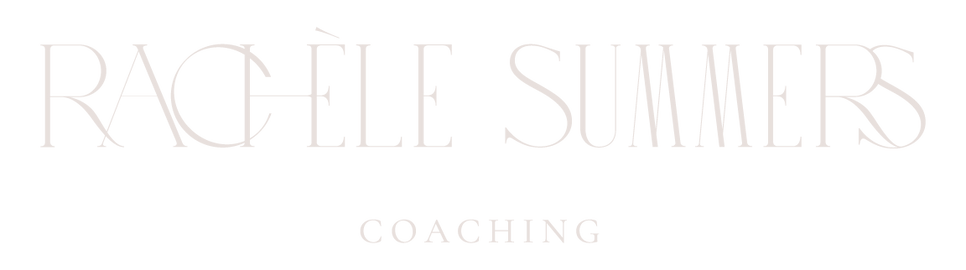 Rachèle Summers Coaching