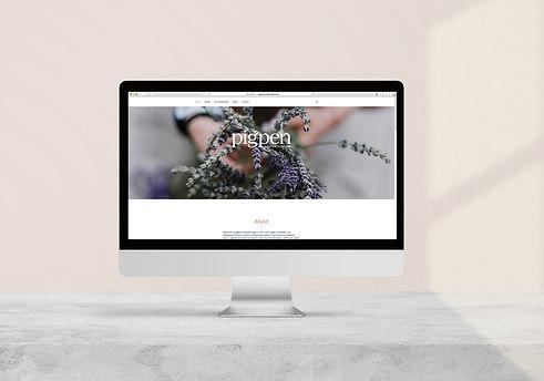 Pigpen Aromatherapy Website