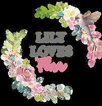 Lily Loves Flora Spring Logo