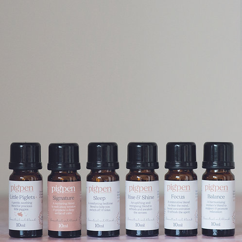 Complete Essential Oil Collection