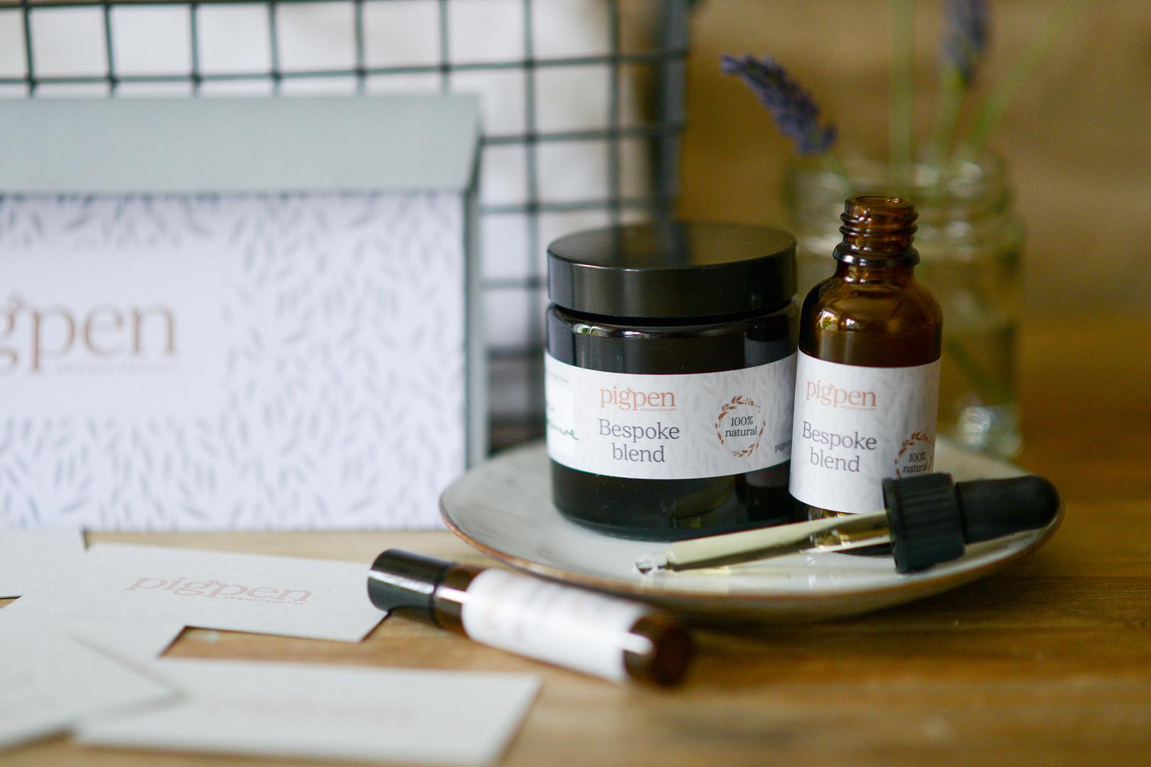 Pigpen Aromatherapy
