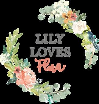 Lily Loves Flora Logo
