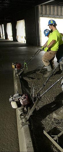 Sausas betonas, smelbetonis grindims, kaina, dekoratyvinis betonas, betono grindys,